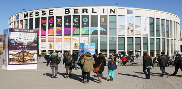 Asian countries at ITB Berlin