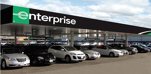 Enterprise Car Winnipeg Airport