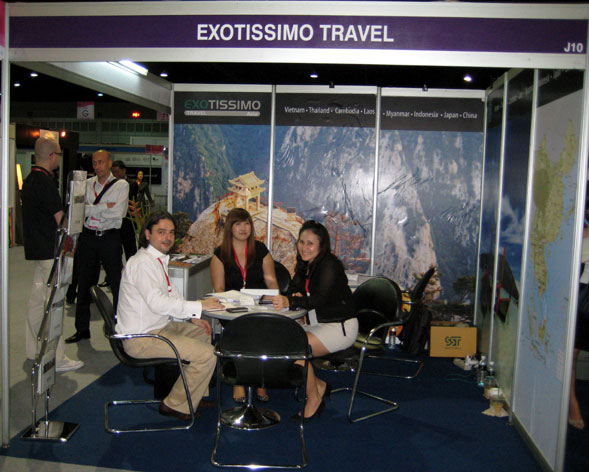 Exotissimo Travel at TTM+2013