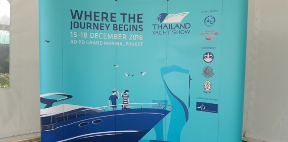The future of Yachting in Thailand