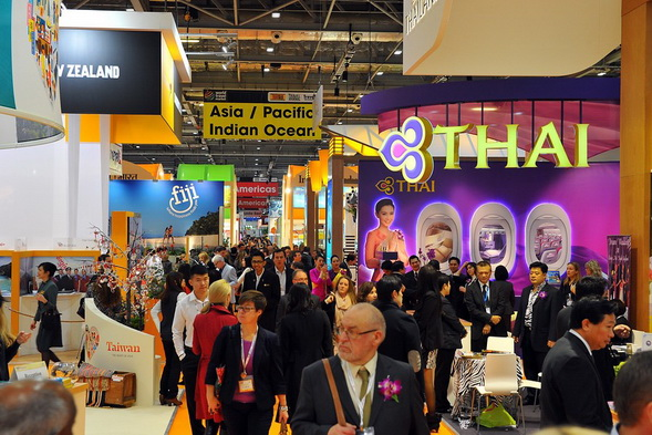 Asian countries in WTM 2013