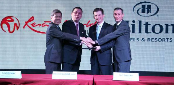 An Imminent Return To Philippine Prominence For Hilton Hotels