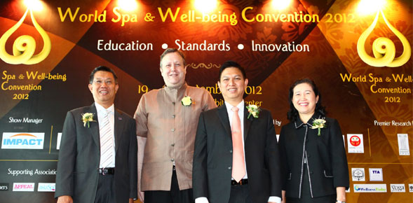 world spa being convention