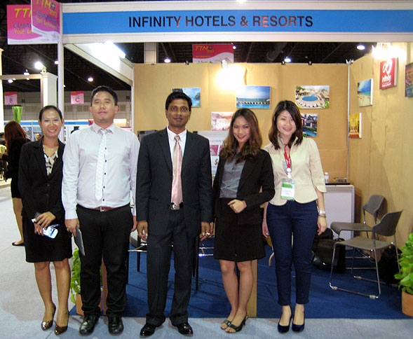 Infinity Hotels at TTM+2013