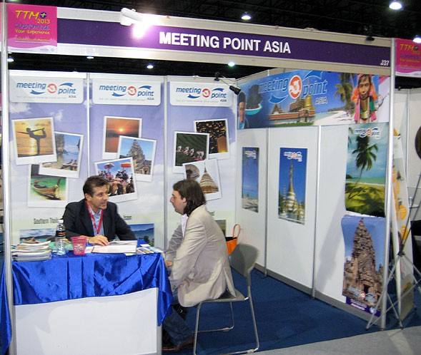 Meeting Point Asia at TTM+2013