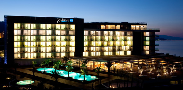 Radisson Blu Resort, Split in Croatia