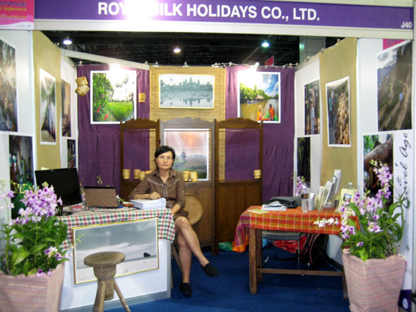 Royal Silk Holidays at TTM+2013