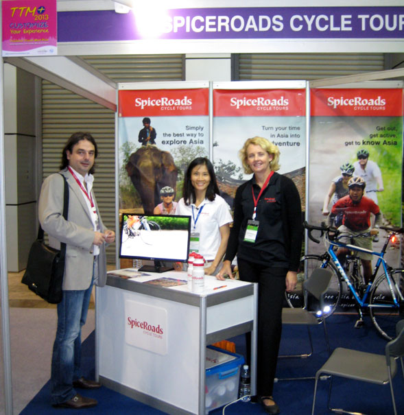 Spiceroads at TTM+2013