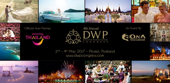 Αποτέλεσμα εικόνας για Thailand hosts World's Biggest Destination Wedding Planners Congress