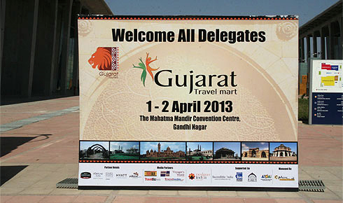 Gujarat Travel Mart, 1 & 2 April 2013, India